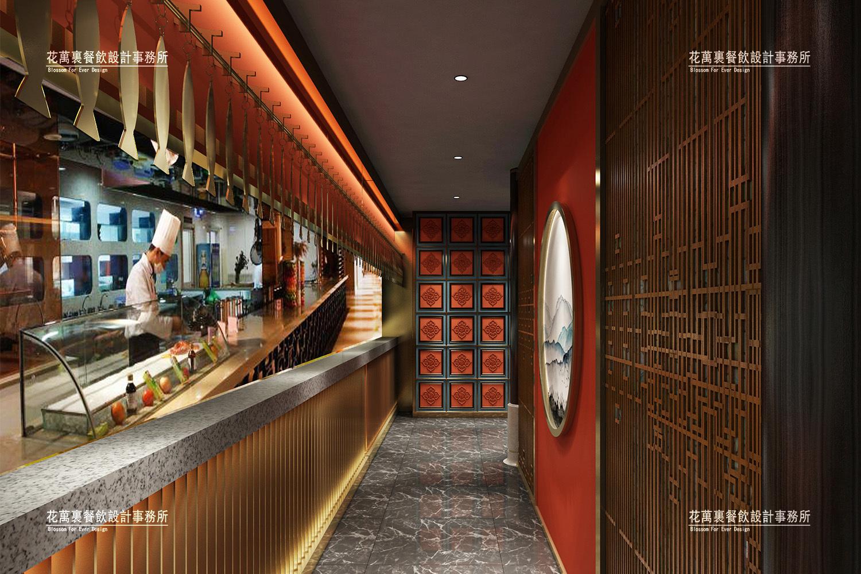 餐饮空间设计中,如何改善就餐环境和氛围?