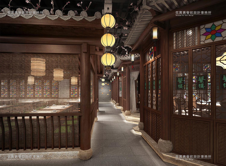 河南餐饮空间设计中有哪些环境功能要素?