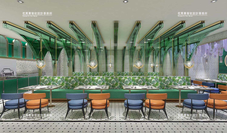 酉幸餐饮空间设计案例赏析