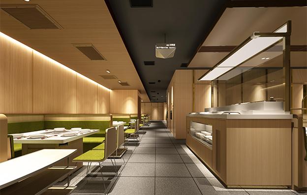 深圳海底捞餐饮空间设计案例