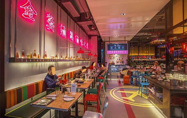 陈鹏鹏餐饮空间设计案例